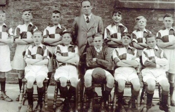 Labray School Football Team 1946