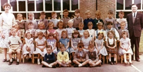 Manor Park School 1959