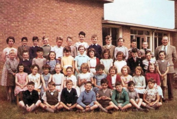 William Lee School circa 1959