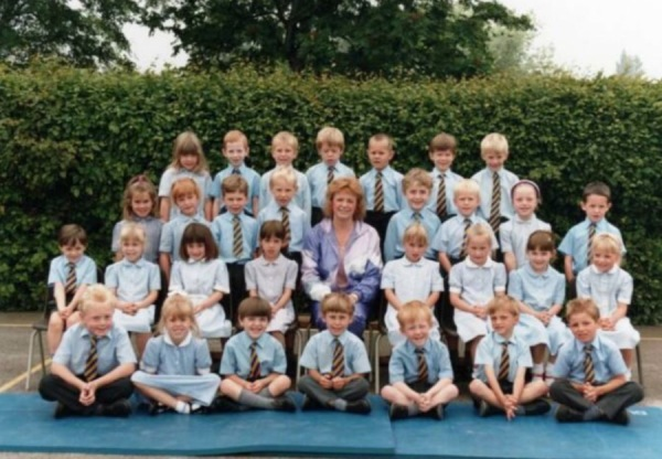 St Wilfrids 1993 Year 1
