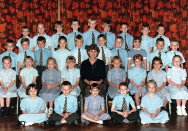 St Wilfrids 1995 Year 3