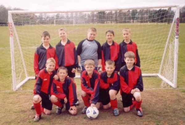 Sir John Sherbrooke 2002/03 league champions