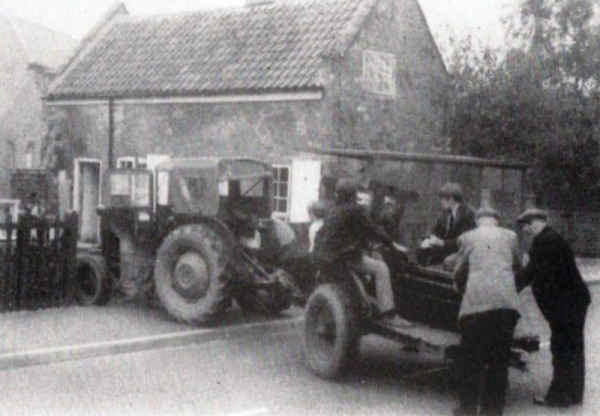 1970s - Hand Frame moving into the Folk Museum