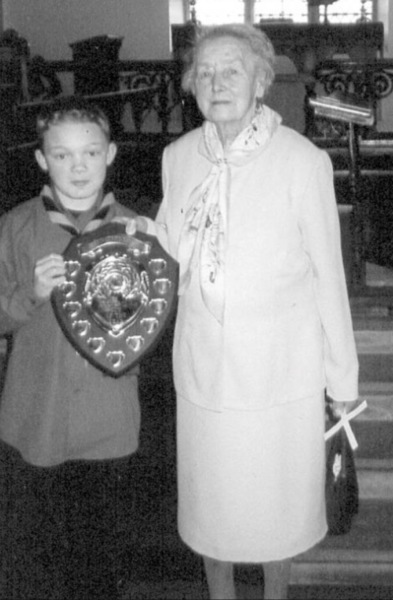 2003 Jake Bailey Cub Scout of the Year