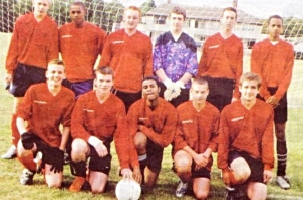 Colonel Frank Seely under-15's 2004