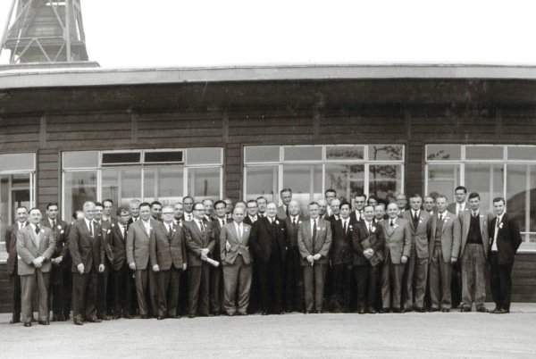 May 29th 1962 - Colliery visit of Fourth International Coal Preparation Congress