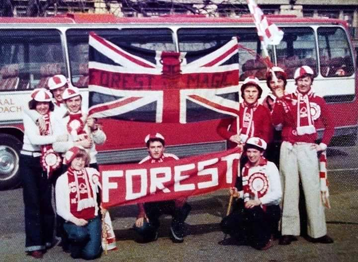 Forest fans!
